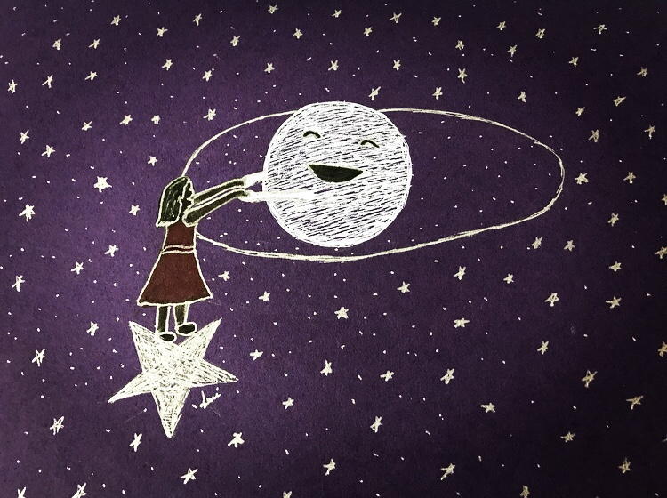Moon & Me